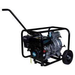 Мотопомпа 6.5л.с. Hmax 28м Qmax 50м³ / ч (4-х тактний) для брудної води AQUATICA (772537)