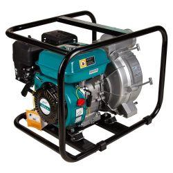 Мотопомпа 6.5л.с. Hmax 29м Qmax 60м³ / ч (4-х тактний) для брудної води LEO (772517)