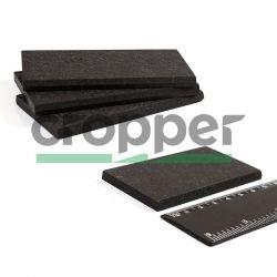 Пластины вакуумного насоса 40*80*5мм композит (графит) 4 шт