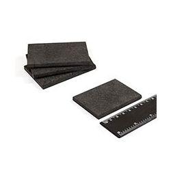 Пластины вакуумного насоса 45*70*5мм композит (графит) 4 шт