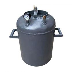 Автоклав з газового балона для консервування Троян РБ-14