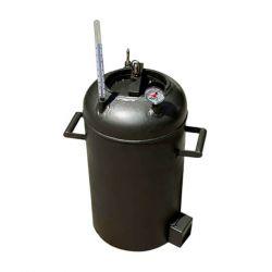 Автоклав из газового балона для консервирования Троян РБ-21 ЭЛ