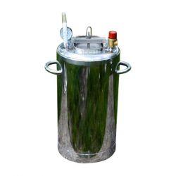 Автоклав из нержавейки для консервирования Троян Люкс-21