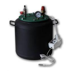 Електричний автоклав для консервування Укрпромтех«УТех-8 електро»