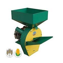 Зернодробарка (ДКУ) - траворізки Фермер Д-3 (для зерна, качанів кукурудзи та трави)
