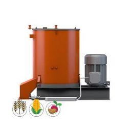 Побутовий універсальний кормоподрібнювач Колос (коренеплоди 800 кг/год + лущилка і зернодробарка 350 кг/год)