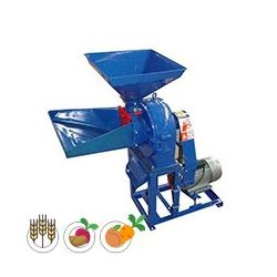 """Зернодробарка-Кормопідрібнювач """"ДТЗ КР-23"""" """"(зерно + качани кукурудзи + великі овочі + фрукти, 450 кг / год)"""