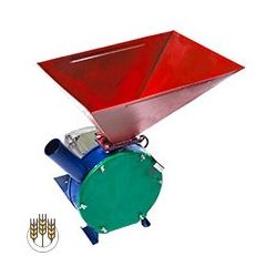 Зернодробилка (крупорушка) Млинок электрическая 1,75 кВт